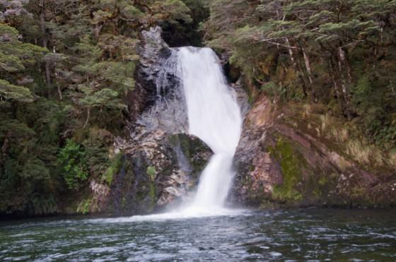 Iris Burn Falls