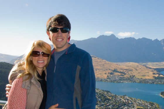 Queenstown, now with us