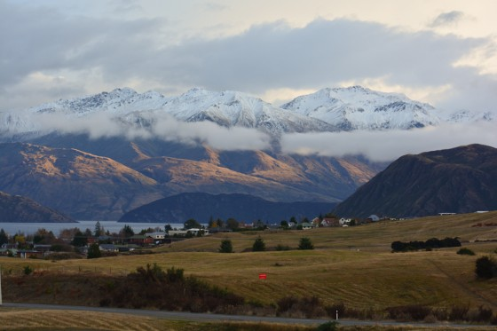 Morning View Wanaka
