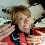 Sorry mom skydive