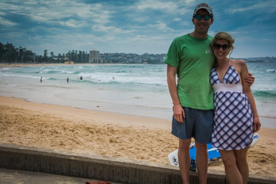 Manly Beach Stroll