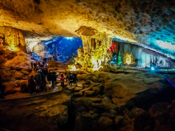 The Amazing Cave