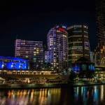 Melbourne by Night, Australia