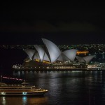 Sydney Opera House by Night, Australia