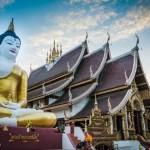 Chiang Mai Temples, Thailand