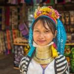 Karen Hilltribe, Chiang Mai, Thailand