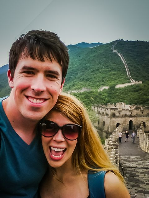 Great Times at a Great Wall